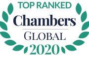 Chambers Global - 2020 Ranking - s