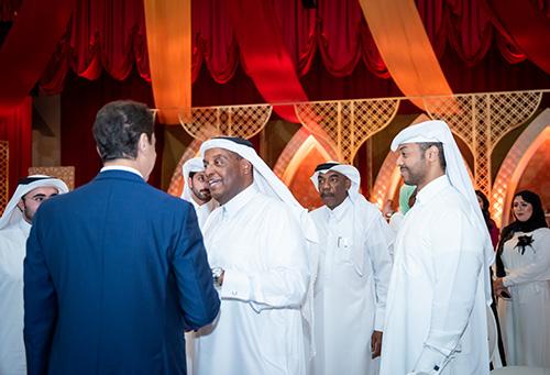 sultan al abdulla suhour event