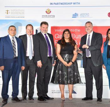 SAP Receiving QBLF Awards